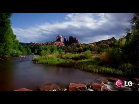 LG ULTRA HD (4K resolution) Landscape demo