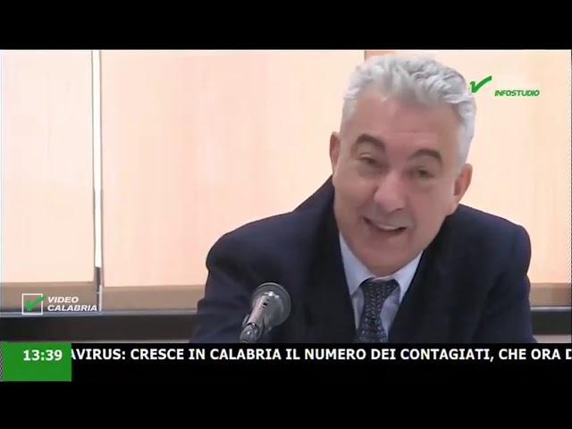 InfoStudio il telegiornale della Calabria notizie e approfondimenti - 12 Marzo 2020 ore 13.30