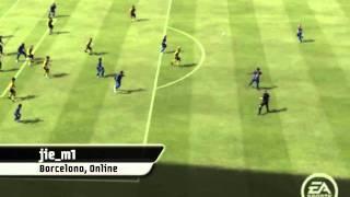FIFA 12 gólválogatás - 3. forduló