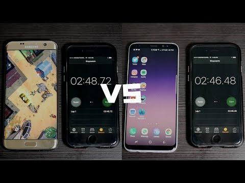 Samsung Galaxy S8 vs S7 Edge : Mending... Xiaomi Mi 6?