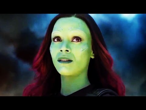 'Guardians Of The Galaxy' First Trailer - Business Insider |Gamora Guardians Of The Galaxy Trailer