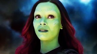 Guardians of the Galaxy 2 Trailer Gamora Star-Lord Dance 2017 Movie - Official