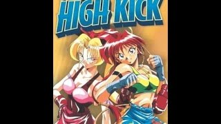Sacred Reviews:  Ayane's High Kick