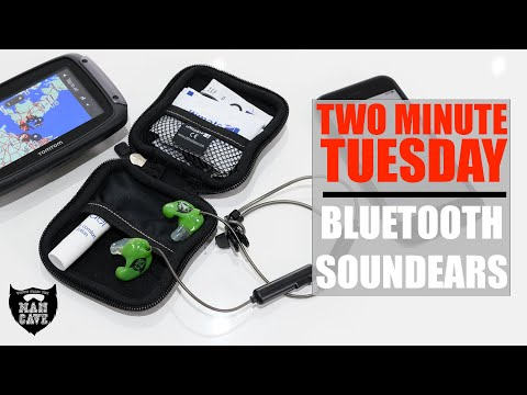 Ultimate Hearing Protection Systems - Bluetooth Soundear - Tried & Tested