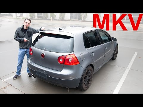 How Not To Buy A MK5 GTI