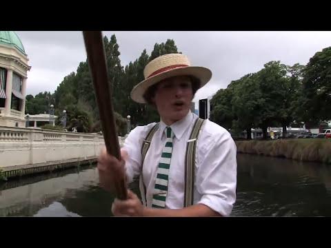 ChristChurch Burlesque Dancing, New Zealand Travel Video