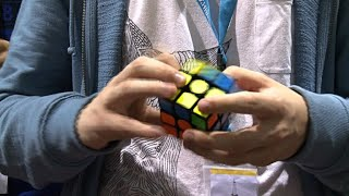 Titans gather to decide Rubik's Cube crown