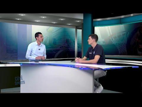 Azur TV - Côté Sports (07.03.2016): spécial Antibes Sharks Côte d'Azur