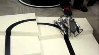 Соревнования роботов 9 Октября в г. Москва