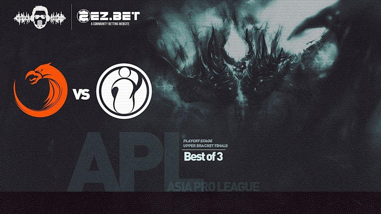 [DOTA 2 LIVE PH] TnC Predator VS Invictus Gaming |Bo3| Asia Pro League UB Finals