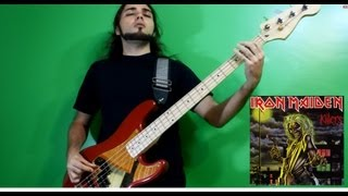 Genghis Khan (BASS - Iron Maiden cover)
