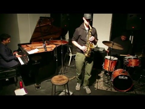 Fieldwork (Vijay Iyer, Steve Lehman, Tyshawn Sorey) at The Stone, NYC - Jan 22 2015