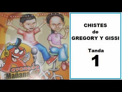 EL REVENTON CHISTES GREGORY Y GISSI TANDA 1
