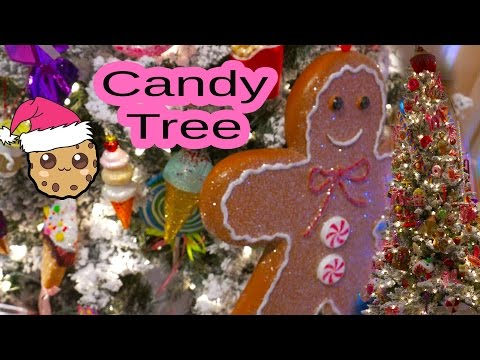Merry Christmas Happy Holidays Cookie Fans - Cookieswirlc Candy Christmas Tree Vlog