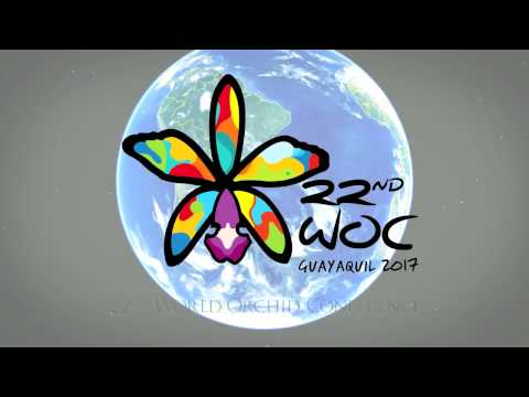 WORLD ORCHID CONFERENCE 22 - Ecuador 2017