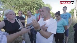 Sprzeciw mieszkańców przeciwko budowie fermy