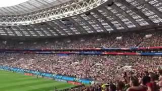 ¡IMPRESIONANTE! 😱 Así se escuchó el himno de México contra Alemania 1-0 #Rusia2018 - KING