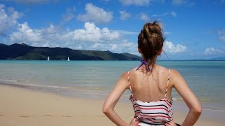 SAILING THE WHITSUNDAYS ISLANDS | Great Barrier Reef, Queensland, Australia
