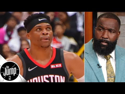 Russell Westbrook isn't changing for anyone including the Rockets - Kendrick Perkins   The Jump