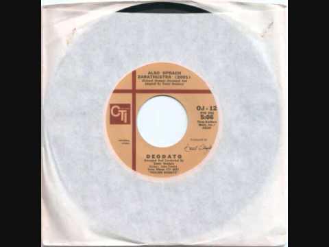 Deodato - Also Sprach Zarathustra (vinyl recording)