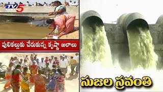 Farmers Response Over Handri Neeva Water Project