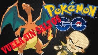 Pokemon GO  Solución a los saltos de ubicación!!!