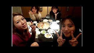 HQ 女優の夏菜が11月27日、人気グラドルたちとの女子会の様子をファンに...