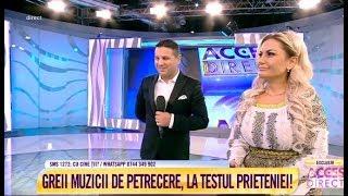 Cea mai tare provocare pentru Emilia Ghinescu şi Nicu Paleru!