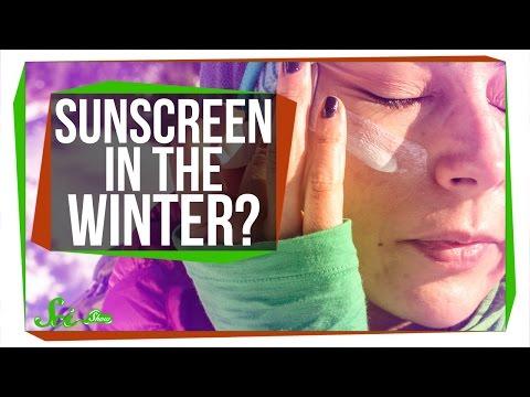Should I Wear Sunscreen In The Winter?