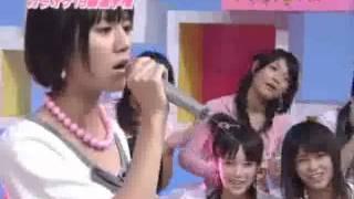 2007.12.04. ON AIR #258 カラオケ18番選手権!!!より.