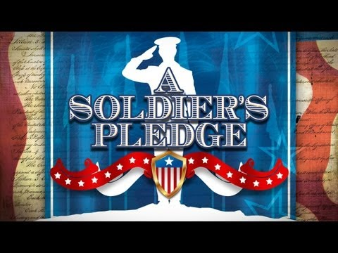 FREEDOM IS NOT FREE | A Soldier's Pledge