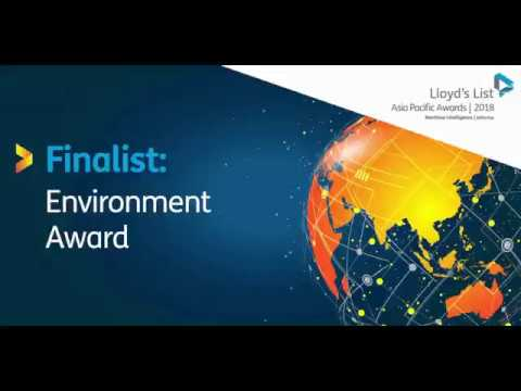 SPC - 2018 Lloyd's List Asia Pacific Awards Finalist