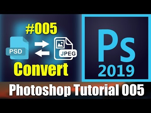 How To Convert Multiple PSD To JPEG In Photoshop Tutorial-5 [desimesikho] 2019