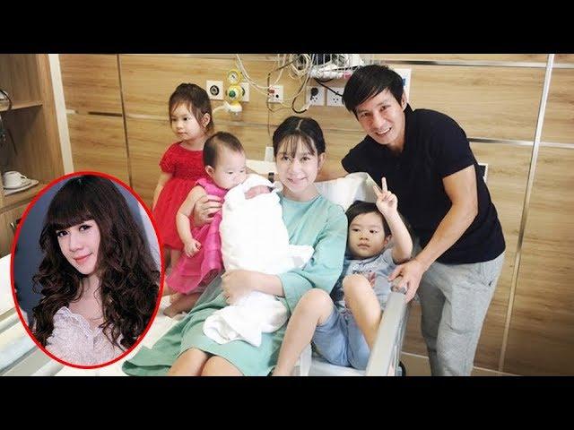 Bị đồn nuôi 4 con hết 2 tỷ/tháng,Minh Hà tiết lộ sự thật bất ngờ..hội mẹ bỉm sữa nghe mà nể phục..!