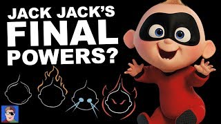 Pixar Theory: What Will Jack-Jack's FINAL Powers Be?