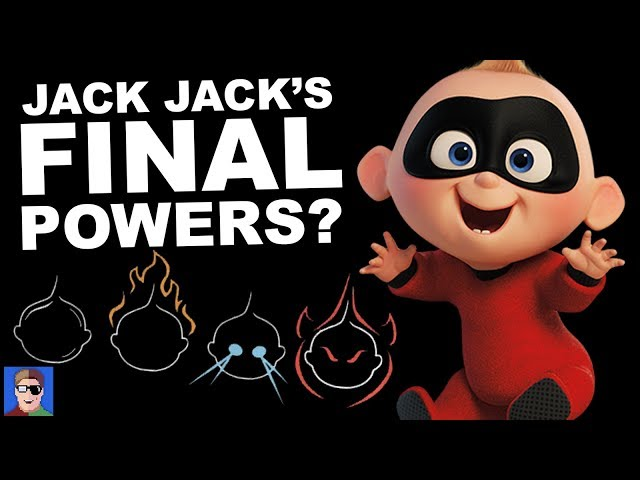 Pixar Theory: What Will Jack-Jacks FINAL Powers Be?