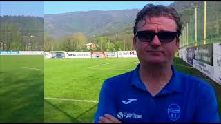 Brescia vs Atalanta Mozzanica 2 - 3 / 21 aprile 2018 - Interviste post partita