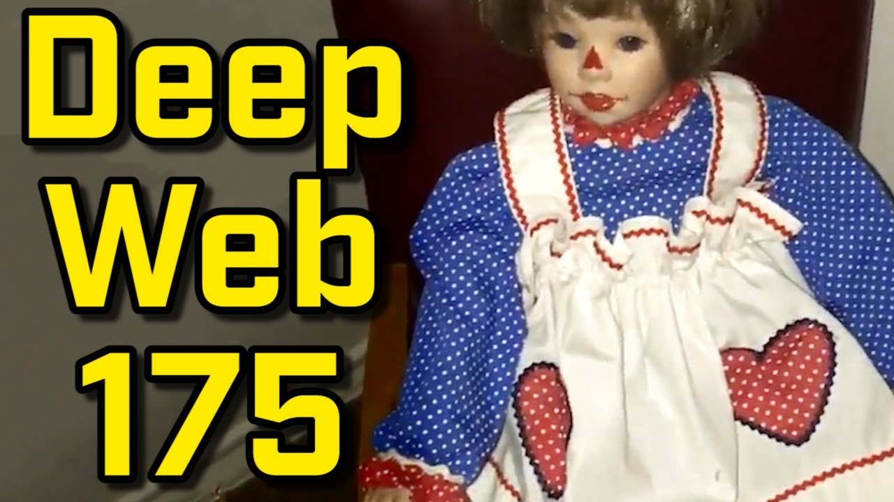 THIS WEIRD DOLL... - Deep Web Browsing 175