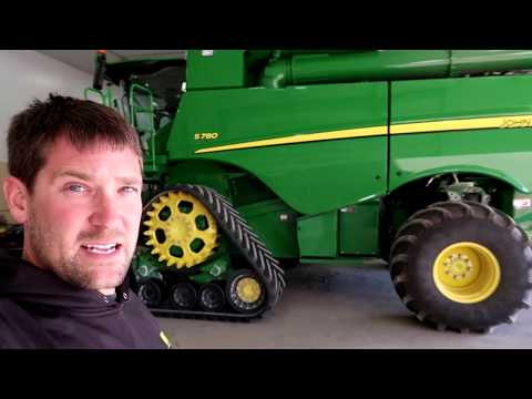 We ACTUALLY got a NEW COMBINE!!