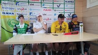 Lehdistötilaisuus 5.6.2019 Lappajärvi-Mynämäki