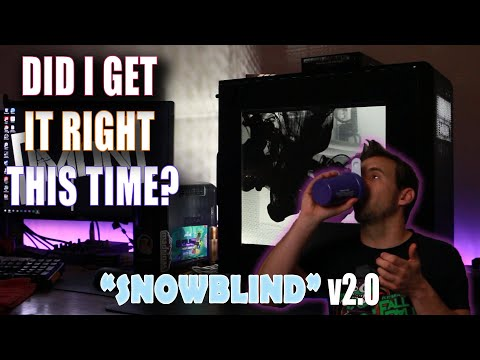 BUILD A TRANSPARENT LCD SIDE PANEL CASE WINDOW GUIDE - IBUYPOWER SNOWBLIND v2.0 [MOD]