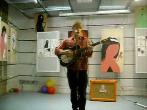 Johnny Flynn@PureGroove- Brown Trout Blues