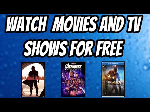How to Watch Movies and TV Shows for Free