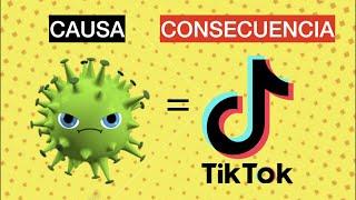 TikTok es una grave consecuencia de haber tenido Corona