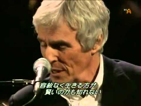 Burt Bacharach - Alfie Amazing version