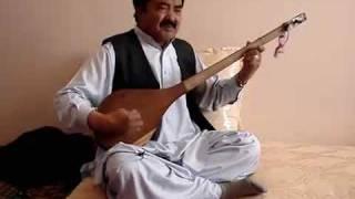 Hazaragi singer Safdar Tawakoli صفدرتوکلی غم های یار که نیم شو
