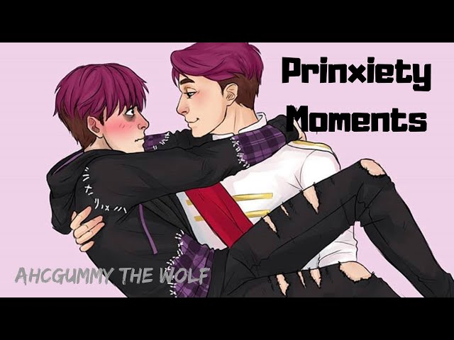 Sanders Sides Prinxiety Moments!❤️💜(READ DESCRIPTION)