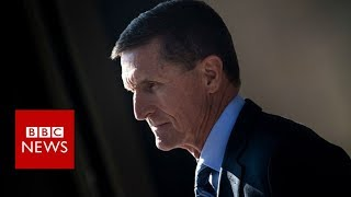 Trump-Russia: Michael Flynn admits lying to FBI - BBC News