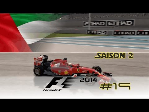 F1 2014 [HD] S02#19 ✫ Koop-WM ✫ Abu Dhabi ✫ Let's Play F1 2014