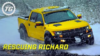 Download Rescuing Richard From Lone Wolf Mountain | Top Gear | Series 22 | BBC Mp3 and Videos